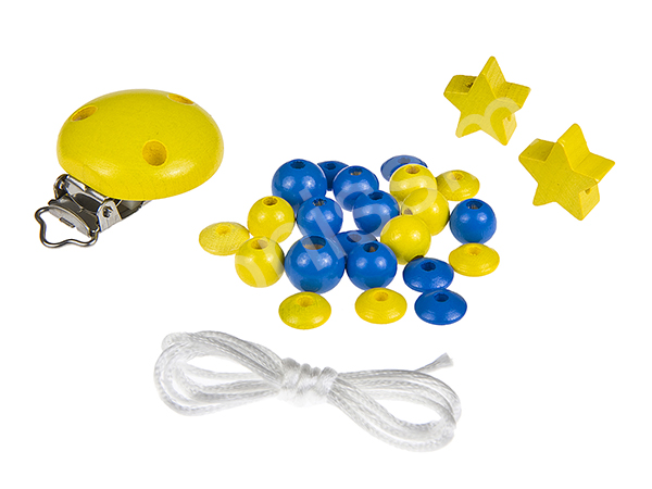 do it yourself set ministars : yellow