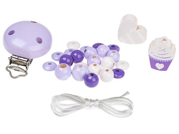 Set muffin : lavender
