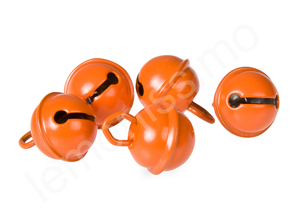 little bells : orange