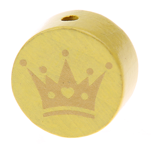 crown disc- sale : yellow