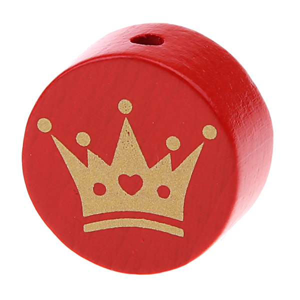 crown disc- sale : red