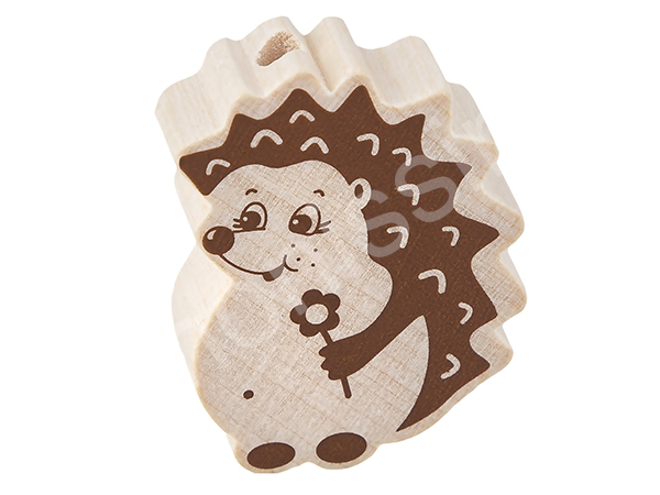 motif bead hedgehog : natur