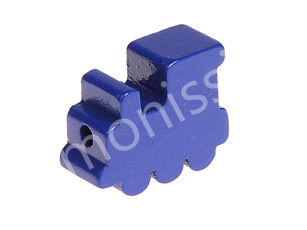 motif bead locomotive : darkblue