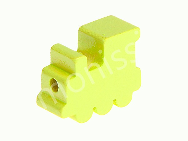 motif bead locomotive : lemon