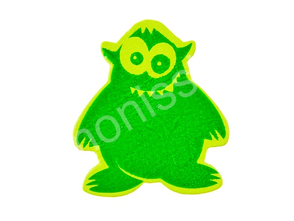 motif bead minimonster : green