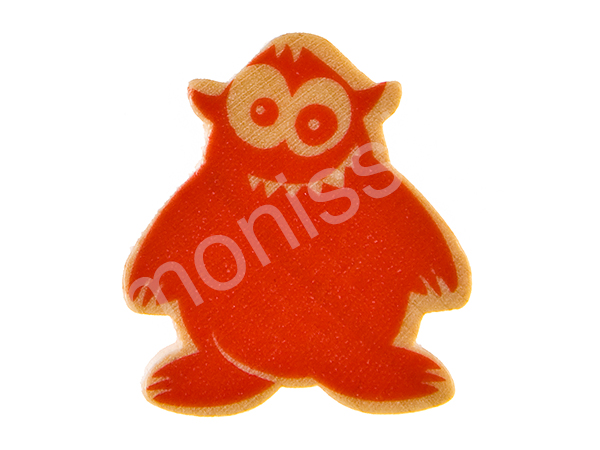 motif bead minimonster : red