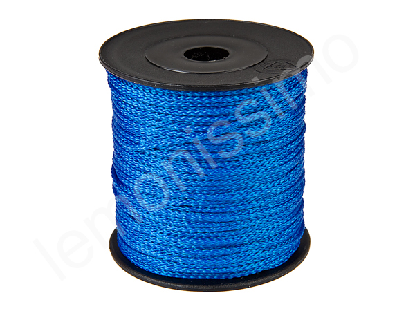 5m string polyester : blue