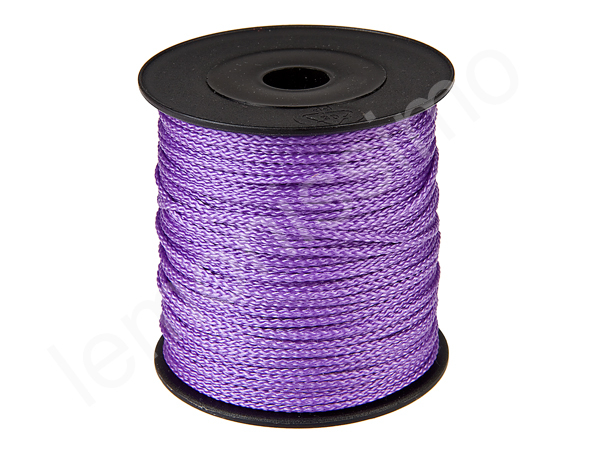 1m polyester string : lilac